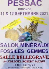 Salon minéraux fossiles gemmes