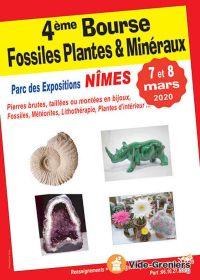 4ème Bourse fossiles, plantes et minéraux