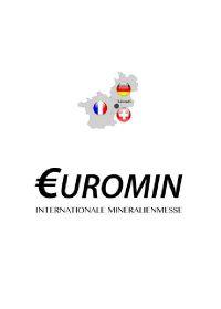 Euromin Foire aux minéraux Internationale