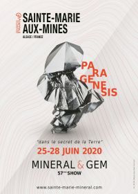 ANNULEE 57ème exposition internationale Mineral et Gem