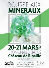 6ème bourse aux minéraux