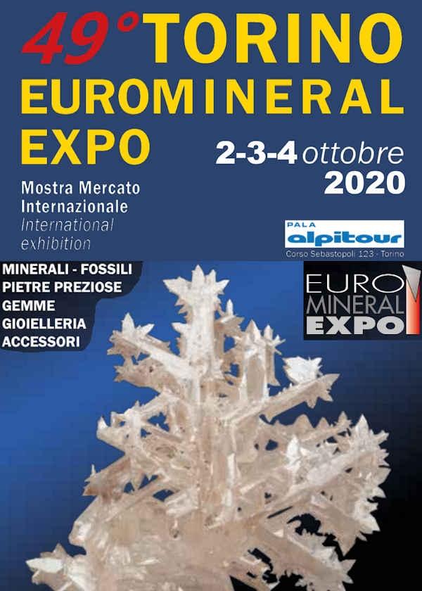 49ème Torino Euro Mineral Expo