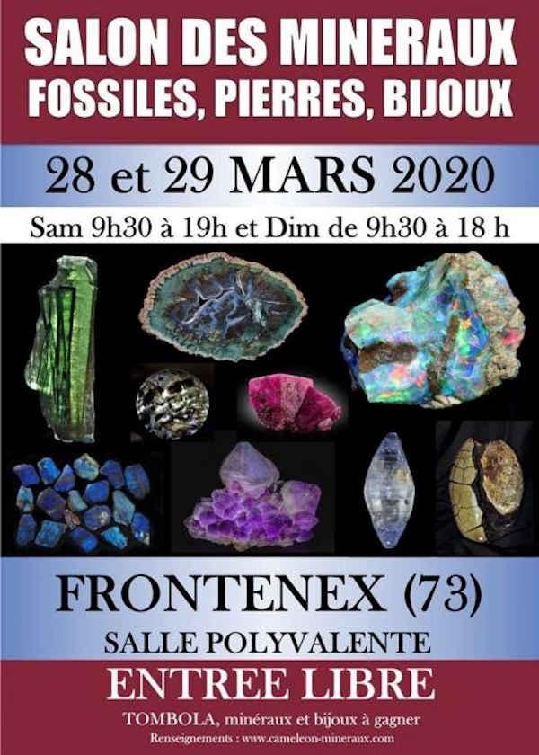 2ème bourse aux minéraux