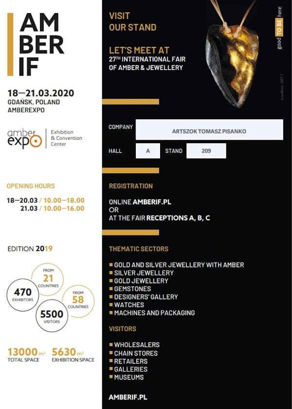 Salon international de l'ambre, de la joaillerie et des gemmes