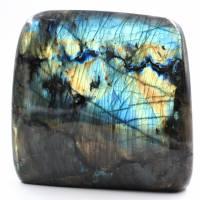 Grande pierre de Labradorite multicolor Forme libre Bloc à poser, Pierre de protection en lithothérapie