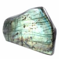Grande pierre de Labradorite pour décoration 3 kilo