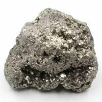 Pyrite cristallisée massive