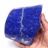 Lapis-lazuli forme libre