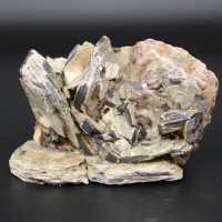 Groupe de cristaux de mica