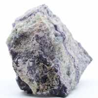 Fluorite violette verte massive