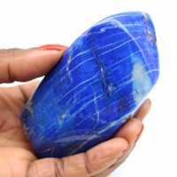 Pierre d'ornement en Lapis-lazuli