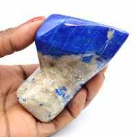 Pierre de collection en Lapis-lazuli