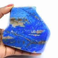 Décoration en pierre de Lapis-lazuli
