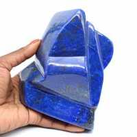 Grande pierre de Lapis-lazuli pour collection