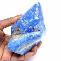 Pierre naturelle en Lapis-lazuli