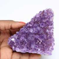 Améthyste cristallisée