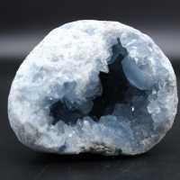 Célestite cristallisée naturelle