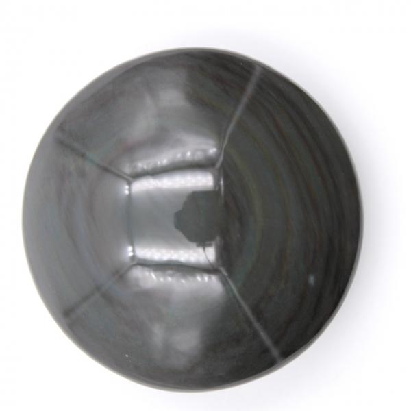 Galet d'obsidienne