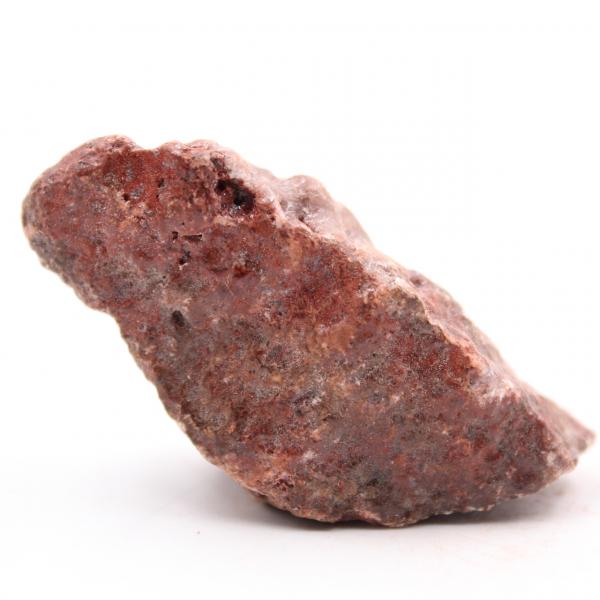 Calcite brune brut du Mexique