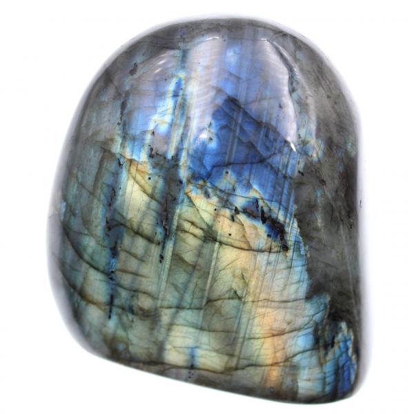 Forme libre en pierre de labradorite