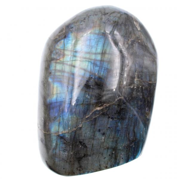Bloc en pierre de labradorite