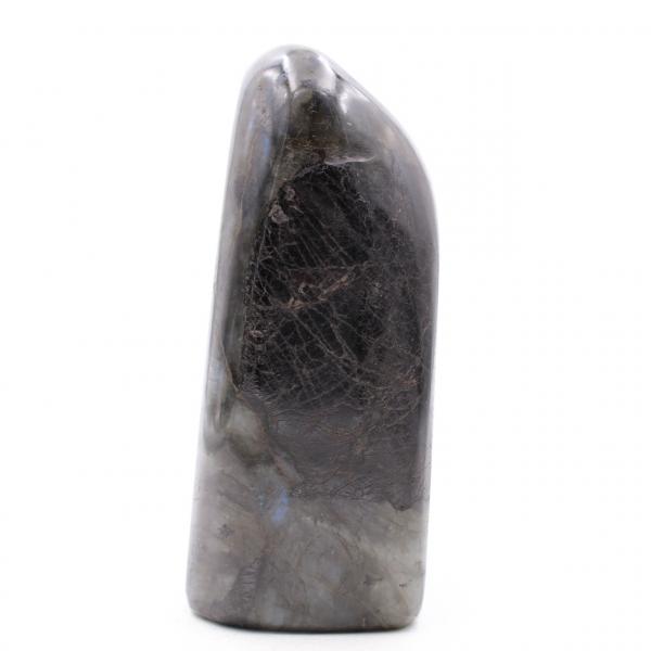Bloc de pierre de labradorite
