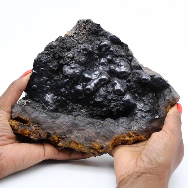 Belle plaque de goethite du Maroc 2.5 kilo
