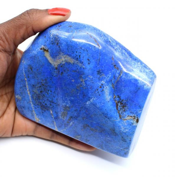 Lapis-lazuli pour décoration