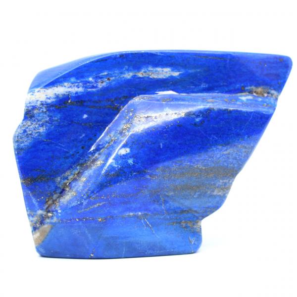 Grande pierre de décoration en Lapis-lazuli