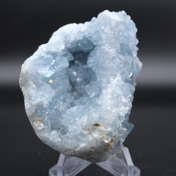 Célestite cristallisée