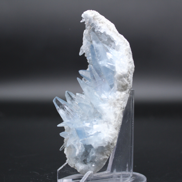 Célestite cristal naturelle